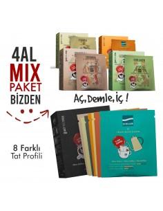 4 Al, Mix Paket Bizden ( 4+1 )