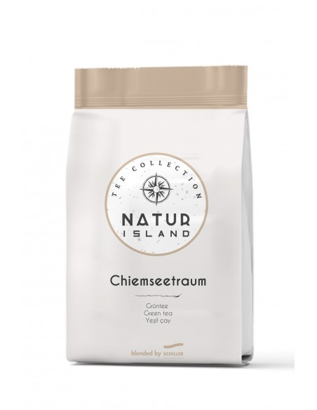 Chiemseetraum Yeşil Çay 250 gram Natur Island Blended by Schiller