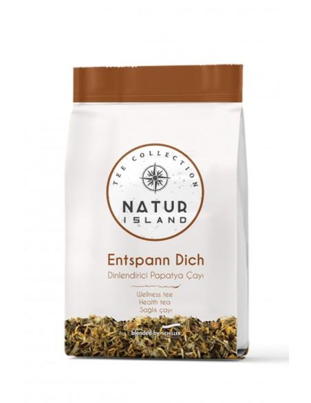 Entspann Dich Sağlık Çayı 250 gram Natur Island Blended by Schiller