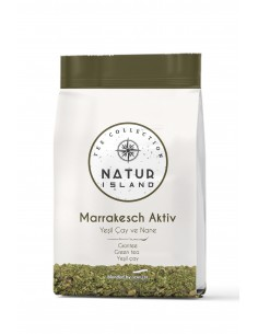 Marrakesch Aktiv Yeşil Çay...