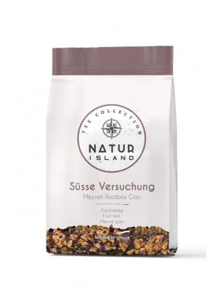 Süsse Versuchung Meyve Çayı 250 gram Natur Island Blended By Schiller