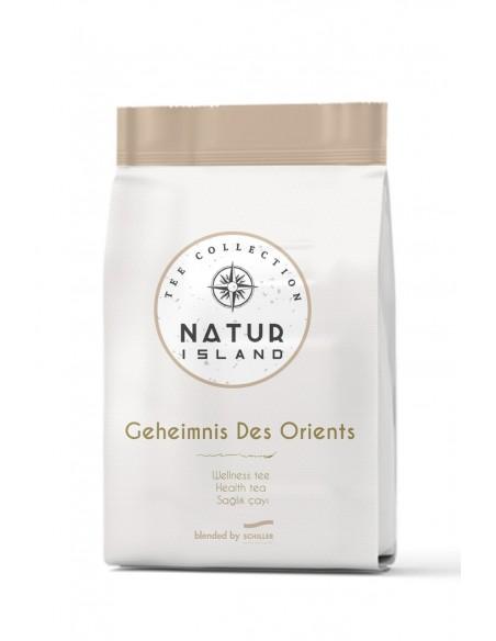 Geheimnis Des Orients Sağlık Çayı 250 gram Natur Island Blended By Schiller